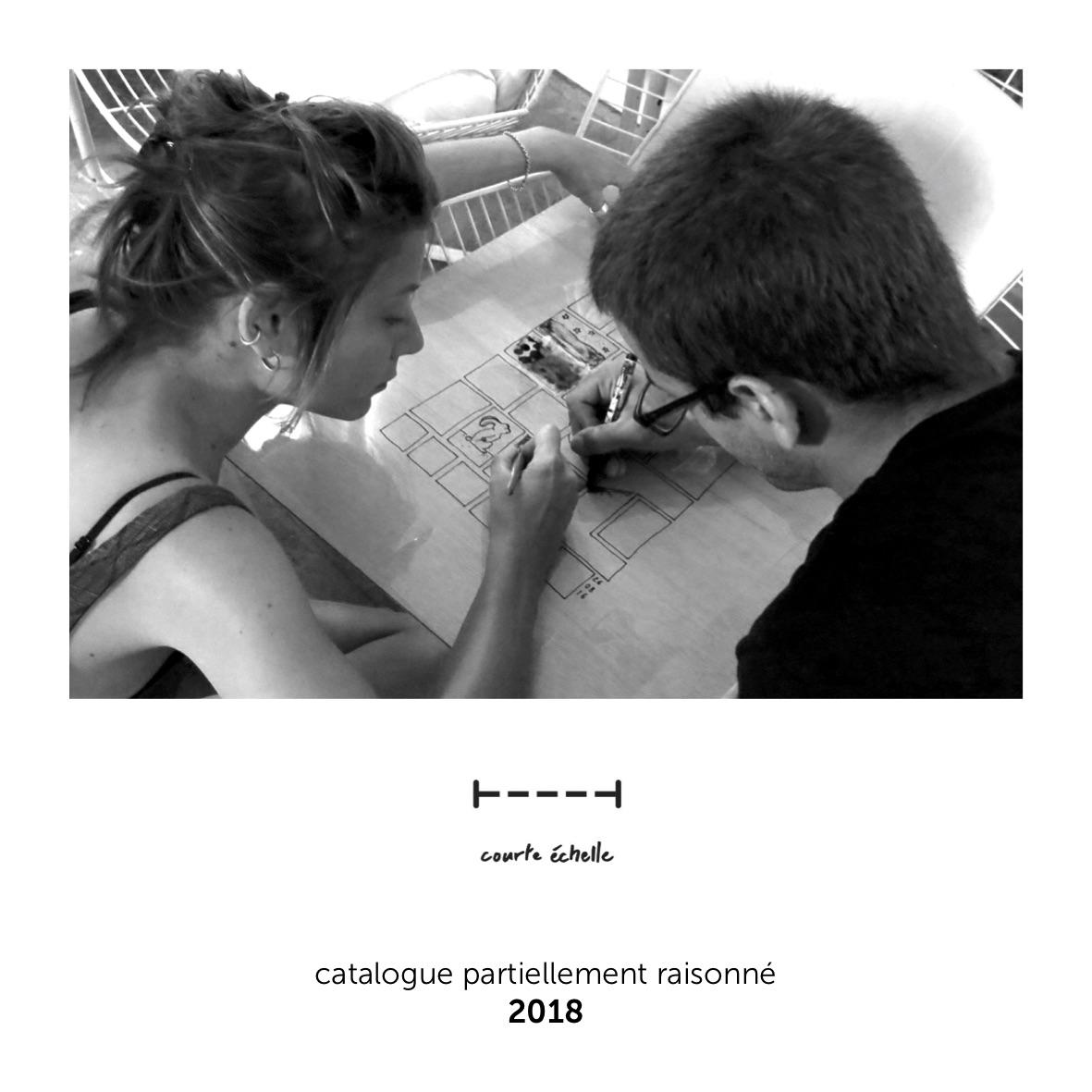 catalogue - courte échelle - Partie1