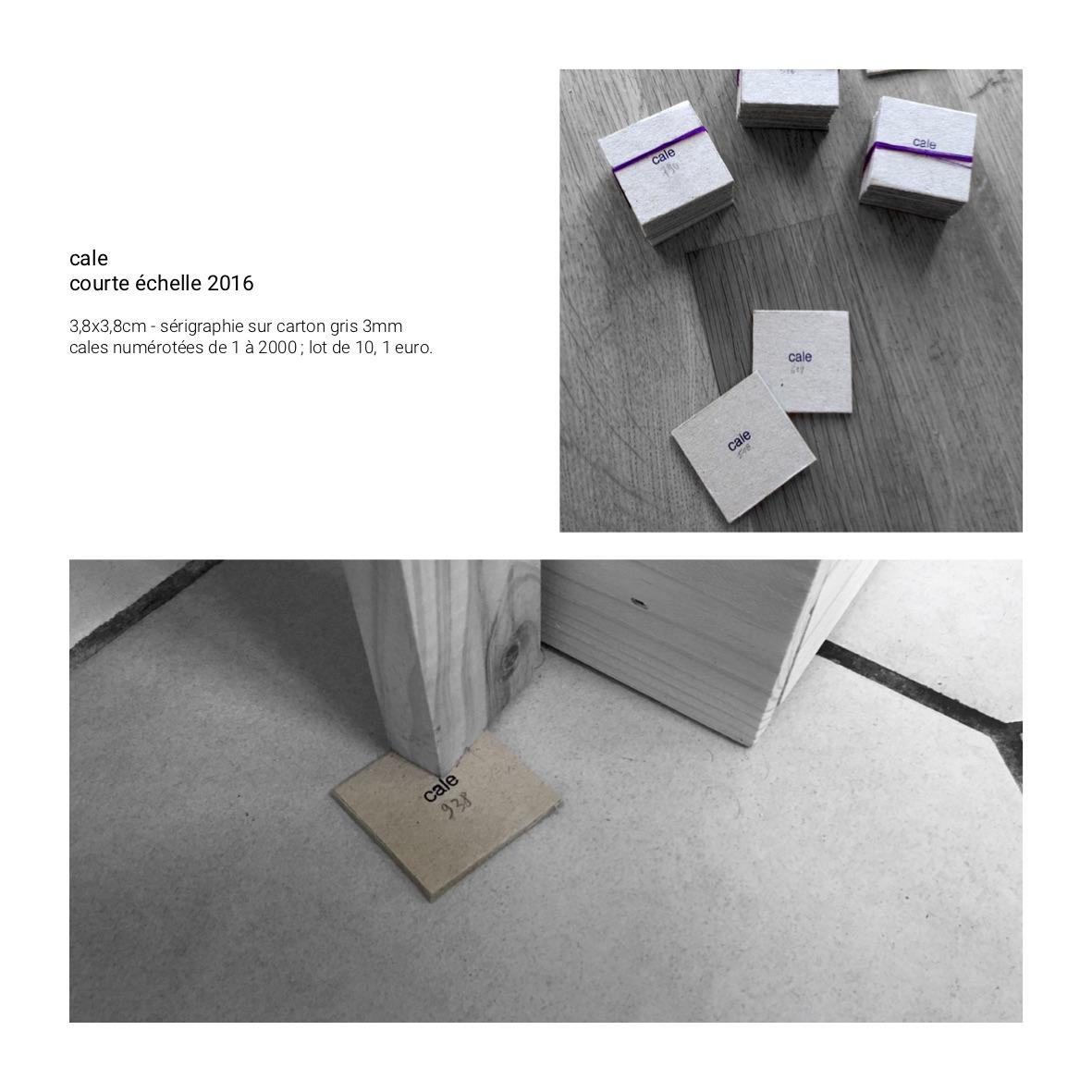 catalogue - courte échelle - Partie8