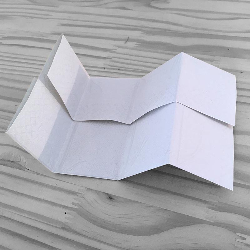 papier en mouchoir