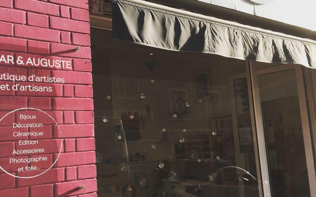 courte échelle en vente à la boutique Oscar & Auguste