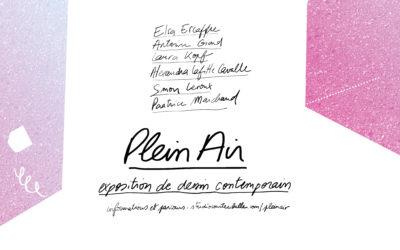 Plein Air, exposition de dessin contemporain